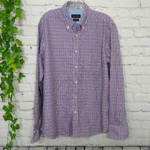 Massimo Dutti men's button down shirt XL